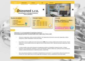 Osteomed.cz thumbnail
