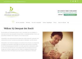 Osteopaat-denbosch.nl thumbnail