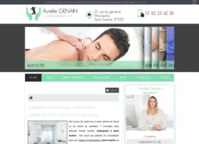Osteopathe-genain.fr thumbnail