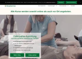 Osteopathie-ausbildung.de thumbnail