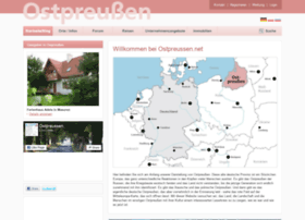Ostpreussen.net thumbnail