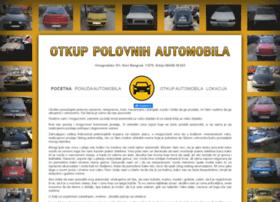 Otkuppolovnihautomobila.rs thumbnail