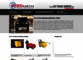 Otoyikamamakinasi.org thumbnail