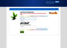 Otr.oxfordhealth.nhs.uk thumbnail