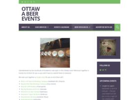 Ottawabeerevents.ca thumbnail