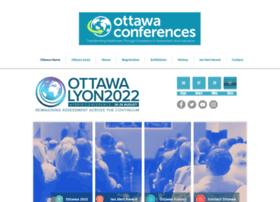 Ottawaconference.org thumbnail