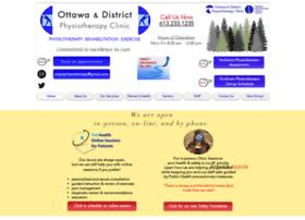 Ottawaphysiotherapy.net thumbnail