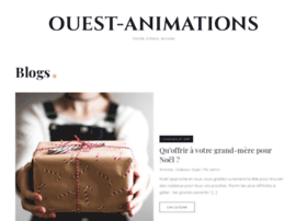 Ouest-animations.fr thumbnail