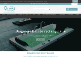 Ouest-balneo.fr thumbnail