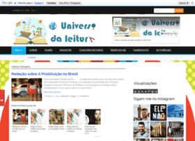 Ouniversodaleitura.com.br thumbnail