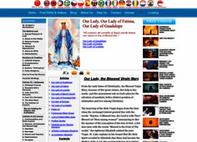 Our-lady.net thumbnail