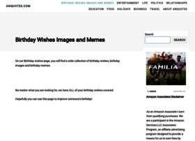 Ourbirthdaywishes.com thumbnail