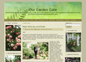 Ourgardengate.com thumbnail