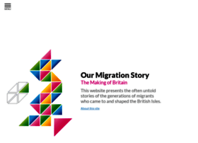 Ourmigrationstory.org.uk thumbnail