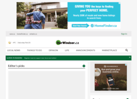 Ourwindsor.ca thumbnail
