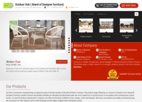 Outdoorsfurniture.co.in thumbnail