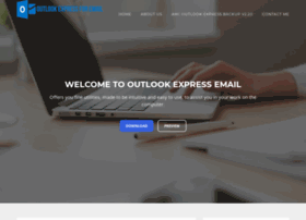 Outlook-express-email-backup.com thumbnail