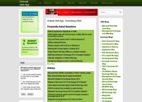 Outlook-web-access.com thumbnail