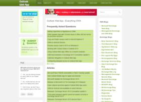Outlook-web-app.com thumbnail