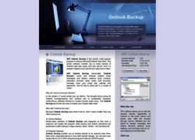 Outlookbackup.com thumbnail