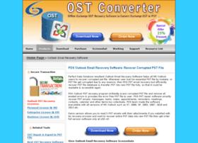 Outlookemailrecovery.ostconverter.com thumbnail
