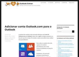 Outlookentrar.net thumbnail