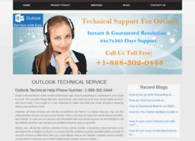 Outlookhelpnumber.com thumbnail