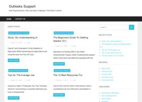 Outlooksupporthelpnumberusa.us thumbnail