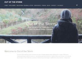 Outofthestorm.website thumbnail