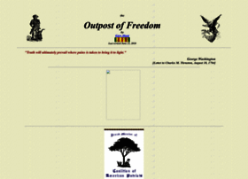 Outpost-of-freedom.com thumbnail