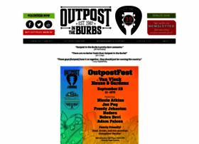 Outpostintheburbs.org thumbnail