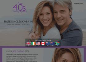 över 40s dating Agency