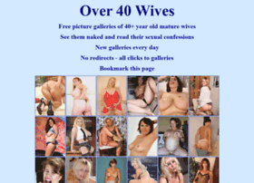 Over40wives.com thumbnail