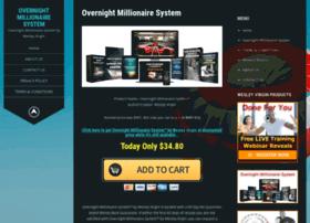 Overnightmillionairesystem.club thumbnail