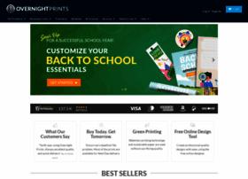 Overnightprints.com thumbnail