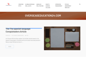 Overseaseducation24.com thumbnail