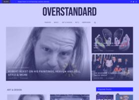Overstandard.dk thumbnail
