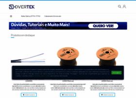 Overtek.com.br thumbnail