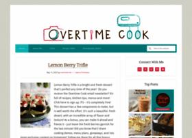 Overtimecook.com thumbnail