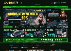 Ovoker Net At Wi Agen Hkb Gaming Online Poker Online Dingdong Togel Ovoker