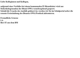 Owa.lehrer-mv.de thumbnail