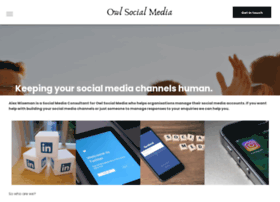 Owlsocialmedia.co.uk thumbnail