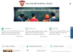 Oxford.iqraeducation.net thumbnail