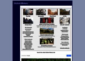 Oxfordhistory.org.uk thumbnail