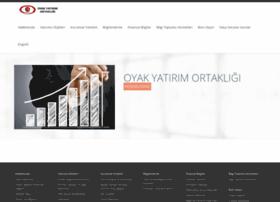 Oyakyatirimortakligi.com.tr thumbnail