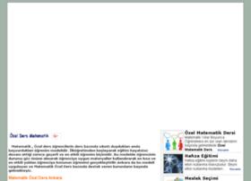Ozeldersmatematik.net thumbnail