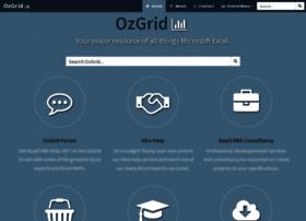 Ozgrid.com thumbnail