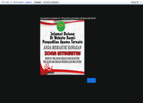 Pa-ternate.go.id thumbnail