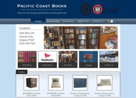 Pacificcoastbooks.net thumbnail