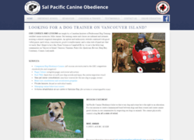 Pacificdogs.ca thumbnail